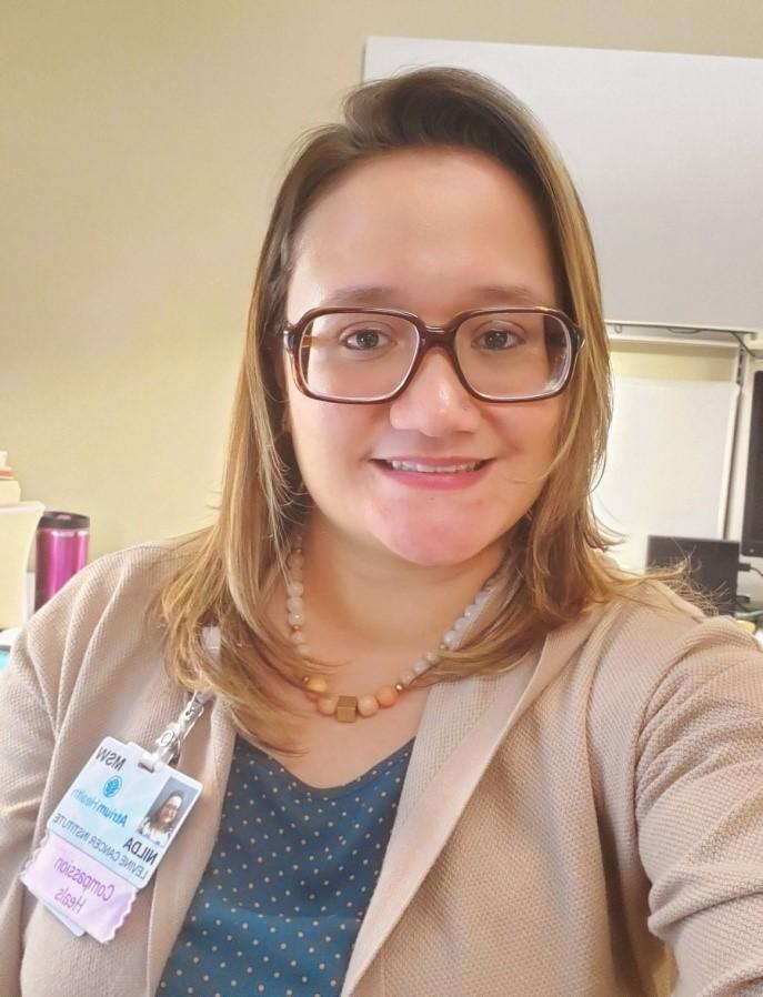 Nilda Delgado, MSW, LCSWA