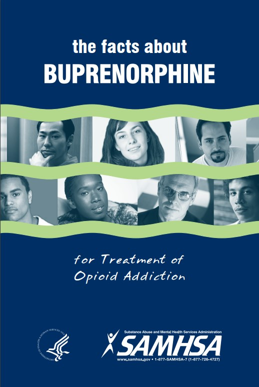 Cover of facts about Buprenorphine for Treatment of Opioid Addiction