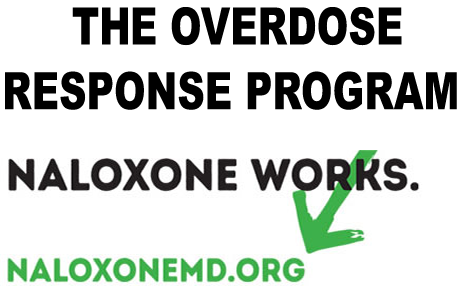 overdose response program cover photo