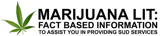 Marijuana Lit Project Logo