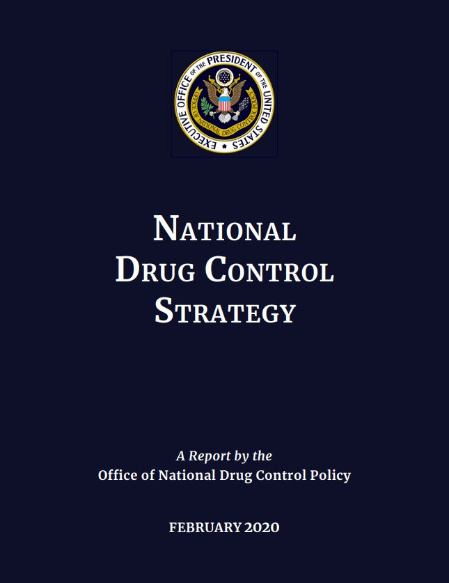 ONDCP National Drug Control Policy