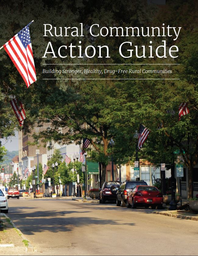 ONDCP Rural Community Action Guide