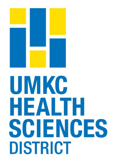 UMKC Health Sciences District logo