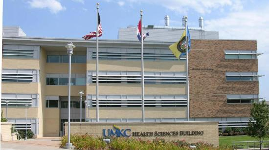 UMKC School of Nursing Building