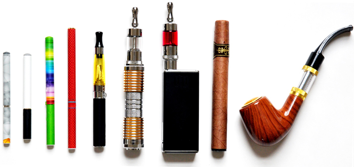 Types of vaporizers