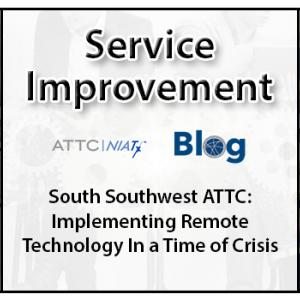 Service Improvement Blog link