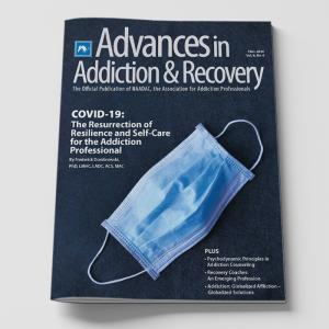 Advances in Addiction Recovery Cover-Fall 2020