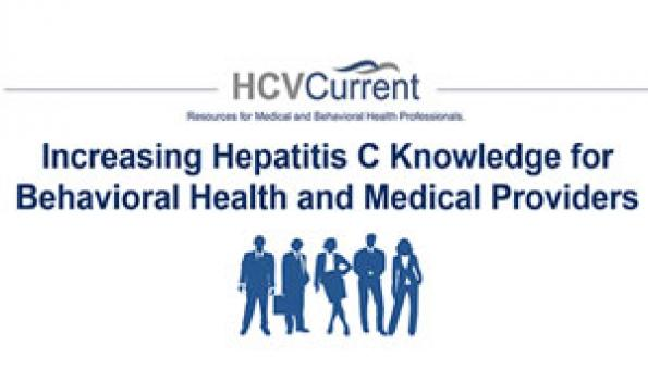 Cover Image for Increasing Hepatitis C Knowledge for Behavioral Health and Medical Providers