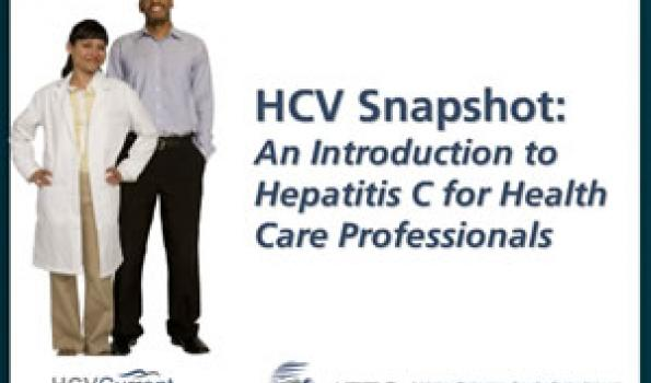 Image from HCV Snapshot HealtheKnowledge Online Course