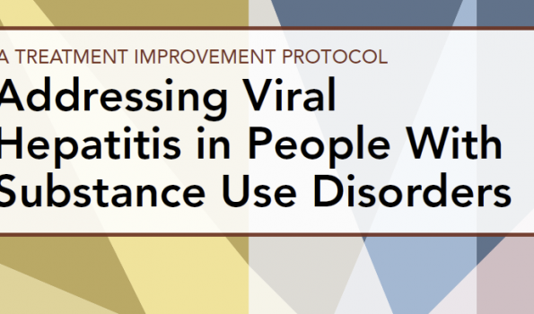 Cover Image of SAMHSA TIP #53 Addressing Viral Hepatitis in People with Substance Use Disorders