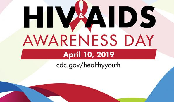 National Youth HIV/AIDS Awareness Day logo (CDC)