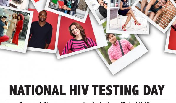 National HIV Testing Day pic