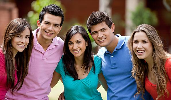 Image of Hispanic Young Adults
