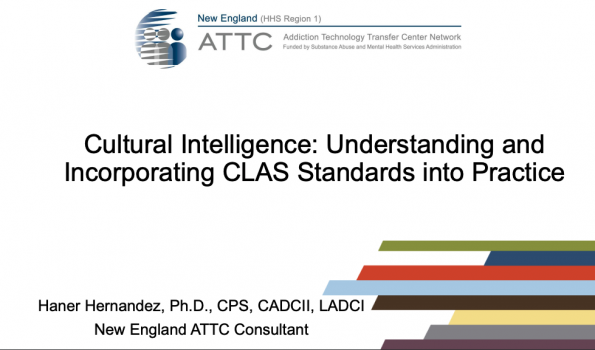 Cultural Intelligence: Understanding and Incorporating CLAS Standards into Practice