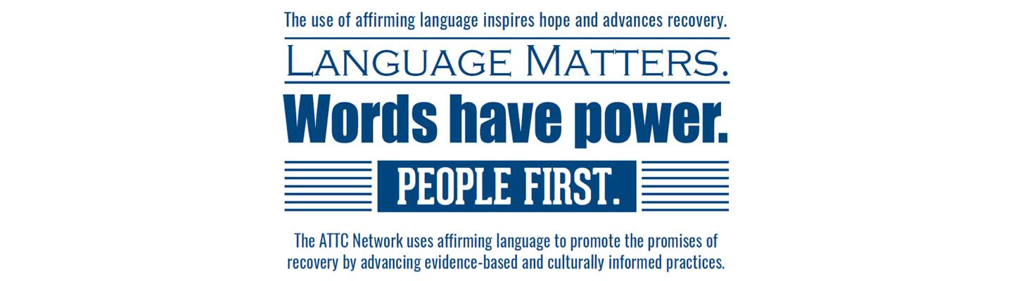 language matters graphic