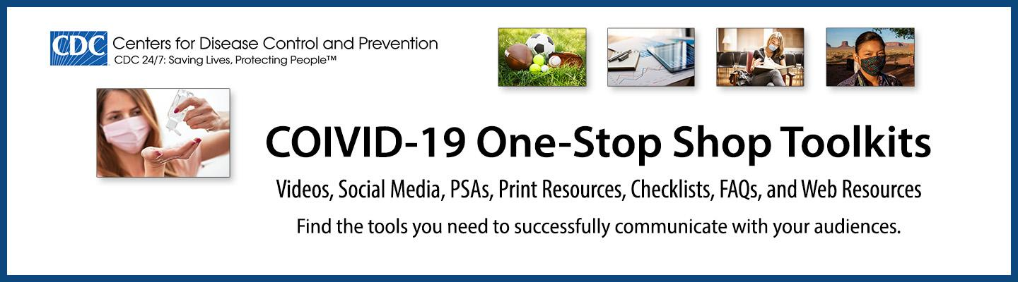 COVID-19 One Stop Shop background image