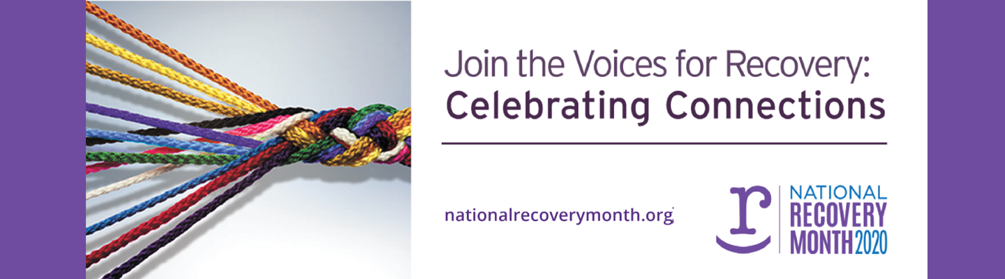 Celebrate Recovery Month