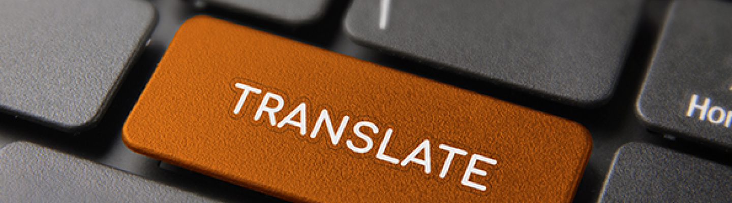 Translate keyboard key