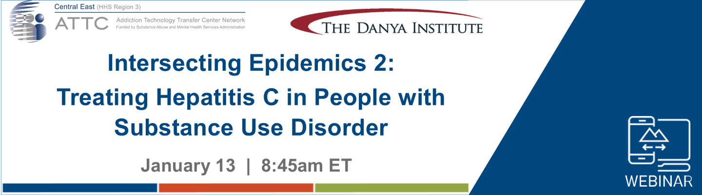 Intersecting Epidemics Part 2 webinar 13Jan2020
